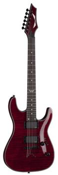 Custom 450 Flame Top w/EMG- Scary Cherry (DE-C450-FM-SC)