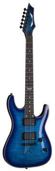 Custom 450 Flame Top w/EMG - Trans Blue (DE-C450-FM-TBL)