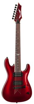 Custom 750X 7 String - Metallic Red (DE-C750X-MRD)