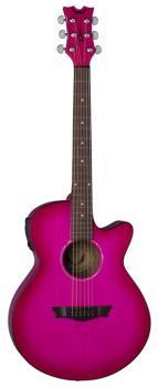 AXS Performer A/E - Pink Burst (DE-AX-PE-PB)