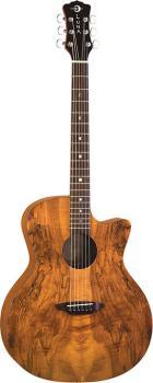 Gypsy Spalt Acoustic Guitar (LU-GYP-SPALT)