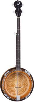 Banjo Celtic 5-String (LU-BGB-CEL-5)