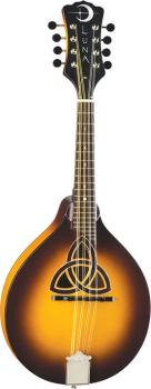 Trinity A-Style Mandolin w/ Celtic Inlay (LU-BGM-TRI-A)