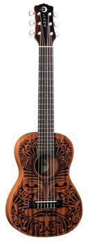 Uke Tribal 6 String Mahogany (LU-UKE-TRIBAL-6)