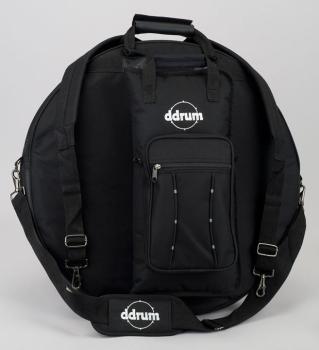 ddrum CymPack: Black/Black (DD-DD-CYMPAK-BLAK)