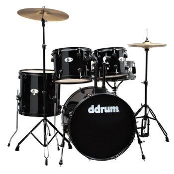 D Series 5 PC. Set Complete Black (DD-D120B-MB)