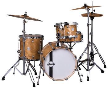 SE Flyer drum set with Ash outer ply (DD-SE-FLYER-NAT-ASH)