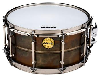 Modern Tone 7x14 Patina Snare (The BKB) (DD-MT-SD-7X14-BKB)