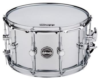 Modern Tone 8x14 Steel shell snare drum (DD-MT-SD-8X14-STEEL)