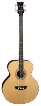 Acoustic/Electric Bass - Satin Natural (DE-EAB)