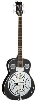 Resonator Acoustic/Electric Bass - CBK (DE-RES-BASS-CBK)