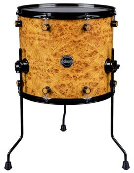 Reflex Mappa burl wrap 12x14 floor tom (DD-RF-FT-12X14-MPB)