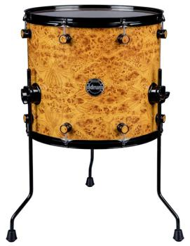 Reflex Mappa burl wrap 16x18 floor tom (DD-RF-FT-16X18-MPB)