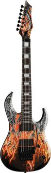 Michael Batio MAB7 7 String Warrior w/c (DE-MAB7)