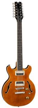 Boca 12 String - Trans Amber (DE-BOCA12-TAM)