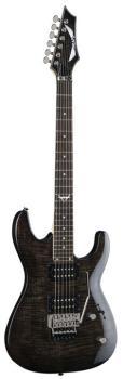 Custom 350 Floyd - Trans Black (DE-C350F-TBK)