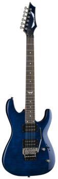 Custom 350 Floyd - Trans Blue (DE-C350F-TBL)