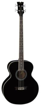 Acoustic/Electric Bass - Classic Black (DE-EAB-CBK)