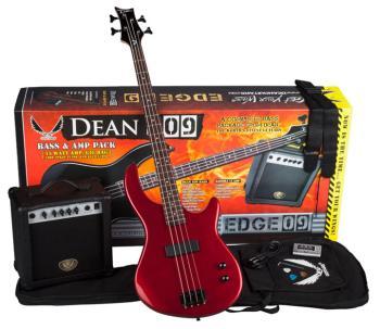 Edge 09 Bass Pack - MRD w/Amp & Acc (DE-E09-MRD-PK)
