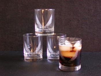 Glass Dean 4 pc. set (DE-MUGGT)