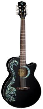 Fauna Dragon Acoustic (LU-FAU-DRA-BLK)