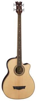 Exotica Supreme Cutaway A/E Bass - SN (DE-EABCS-SN)