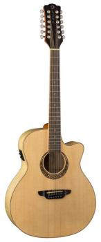 Muse Spruce top 12 string (LU-MUS-GAC-12)
