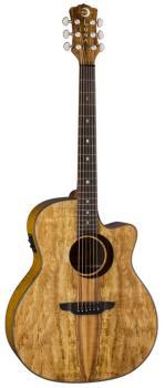 Woodland Spalted Maple Acou/Elec (LU-WL-SPALT)