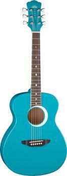 Aurora Borealis 3/4 Guitar Teal (LU-AR-BOR-TEAL)