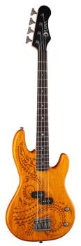 Tattoo Electric Bass 30 Inch Scale (LU-TAT-30)