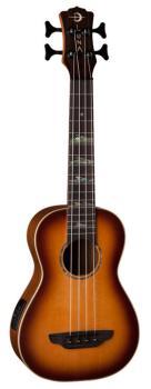 Uke Baritone Bass w/Preamp Hightide (LU-UKE-BASS-HT)