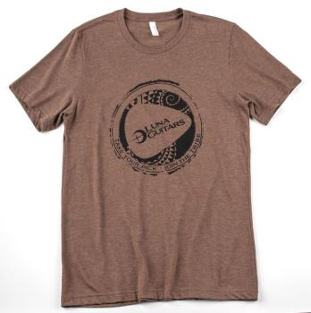 LUNA TAKE YOUR PICK BROWN S (LU-TSHIRT-LUNA-TYP-S)