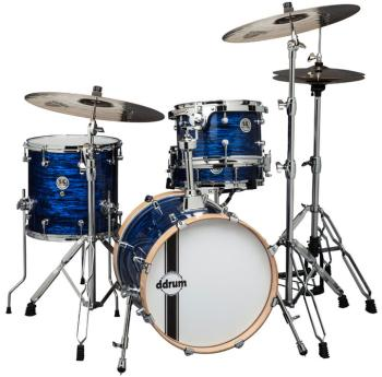 SE Bop kit in Blue Pearl finish (DD-SE-FLYER-BP)