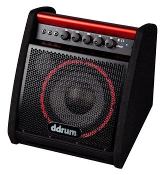 Ddrum 50 watt electronic percussion amp (DD-DDA50)