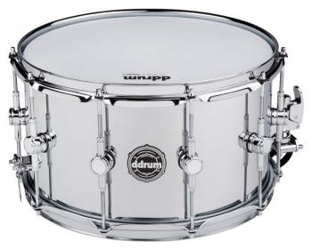 Modern Tone 8x14 Steel shell snare drum (DD-MT-SD-8X14-STEEL)