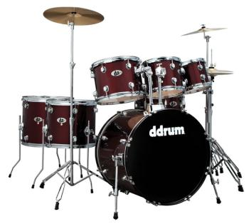 D2 Ad On 8 and 14 Toms Red (DD-D2-BR-AD1)