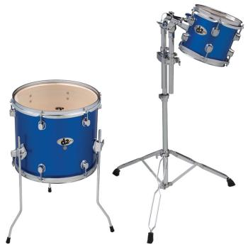 D2 Ad On 8 and 14 Toms Blue (DD-D2-PB-AD1)