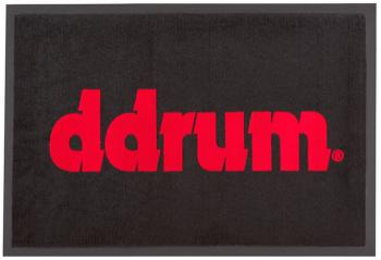 Floor Mat with ddrum Logo (DD-FMDD)