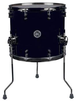 MAX series 14x14 Floor tom Piano Black (DD-MAX-FT-14X14-PB)