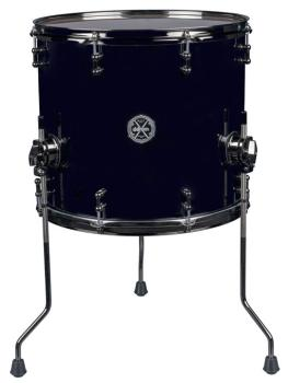 MAX series 16x18 Floor tom Piano Black (DD-MAX-FT-16X18-PB)