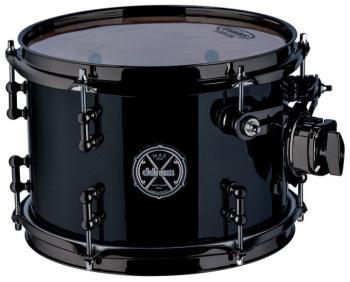 MAX series 7x8 Rack tom Piano Black (DD-MAX-TT-7X8-PB)