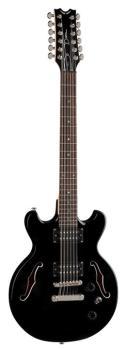 Boca 12 String - Classic Black (DE-BOCA12-CBK)