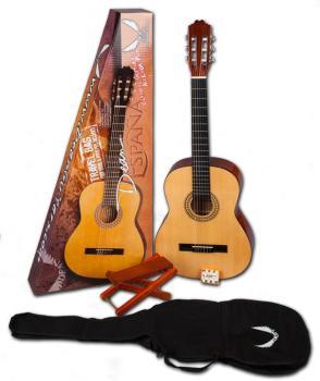 Classical Pack w/Gig Bag & Foot Stool (DE-PC-PK)