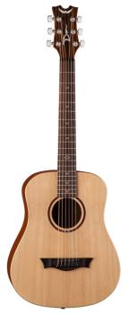 Flight Spruce Travel Guitar w/Gigbag (DE-FLY-SPR)