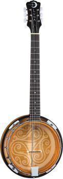 Banjo Celtic 6-String (LU-BGB-CEL-6)