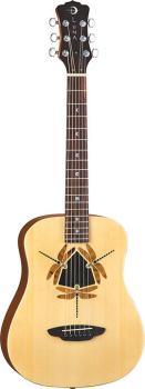 Safari Dragonfly Travel Guitar (LU-SAF-DF-NAT)