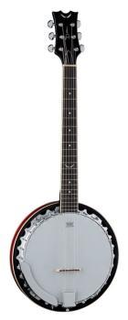 Backwoods 6 Banjo - Six String (DE-BW6)
